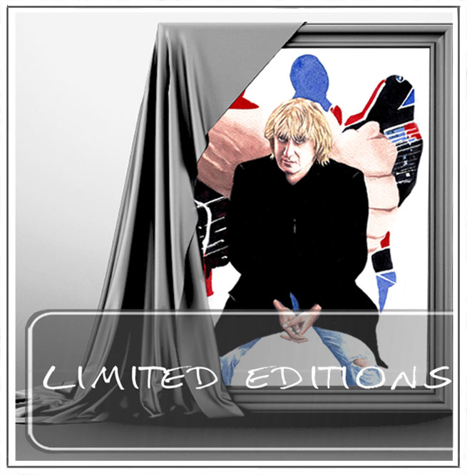 Limited Edition Art